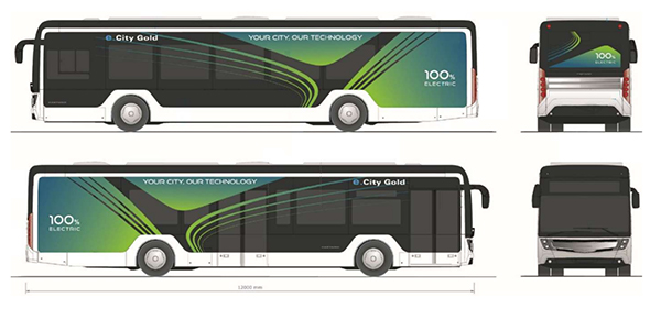 Proposal for electric bus - living lab sintra