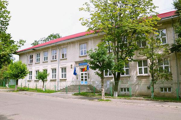 Saveni City School Building